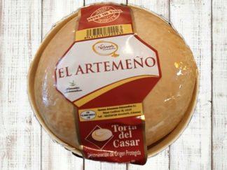 Torta del Casar D.O.P. El Artemeño 700gr.