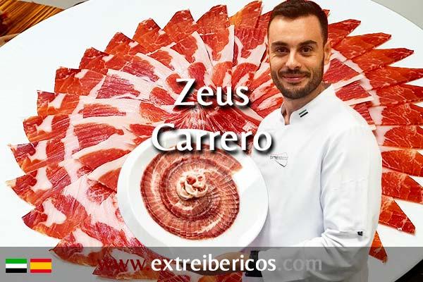 Zeus Carrero Cortador de Jamón