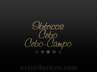 Ibéricos Cebo y Cebo Campo