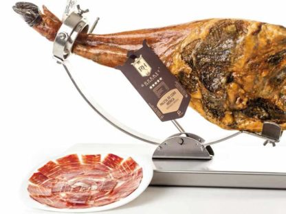 Paleta Ibérica de Cebo RH Gourmet