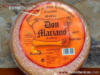 Queso de Cabra Curado Sudao Don Mariano