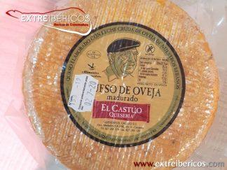 Queso de Oveja Madurado El Castúo