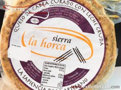 Queso de Cabra Curado Sierra La Horca