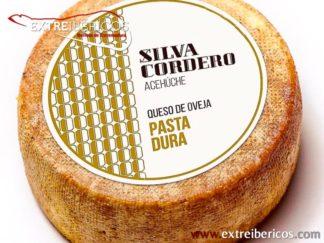 Queso de Oveja de Pasta Dura Silva Cordero de Acehúche