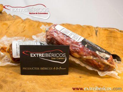 Minivela Salchichón Chorizo de Bellota