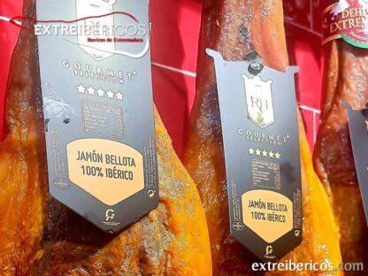 Jamón Ibérico de Bellota 100% D.O.P. Dehesa de Extremadura