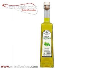 Licor Artesanal de Hierbas Sabores del Guijo