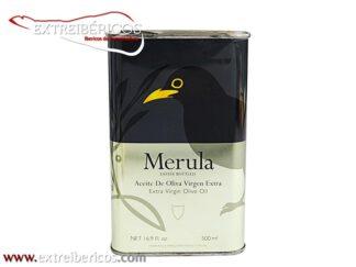 Aceite de Oliva Virgen Extra Merula 500ml.