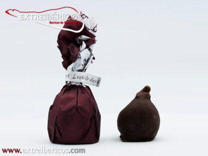 Bombones de Higo con Chocolate Negro