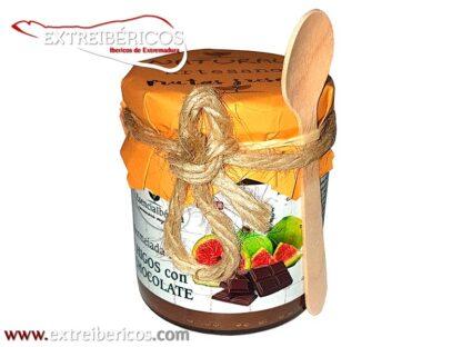 Mermelada Natural Artesana de Higos con Chocolate