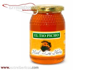 Miel de Azahar El Tío Picho 500gr